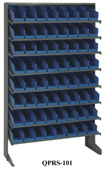 single sided pick rack