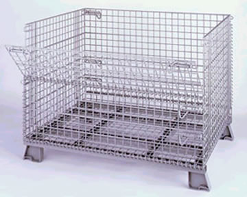 Wire Mesh Baskets Wire Mesh Bins Wire Mesh Containers Wire