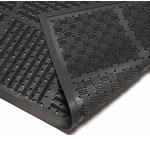 reversible scraper mat