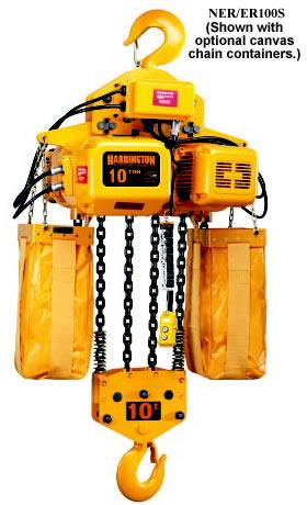 ner_er100s harrington hoist wiring diagram electric pallet jack diagram Harrington Chain Hoist Parts at edmiracle.co