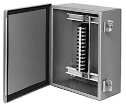 junction boxes and terminal strips