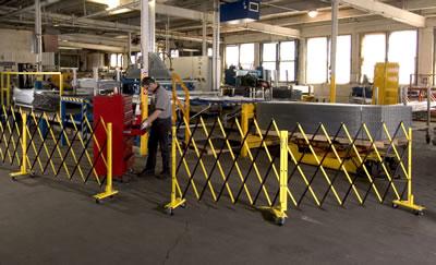 Collapsible Gates Folding Gate Folding Gates Barrier