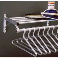 Lk Goodwin Company Wall Mounted Coat Amp Hat Rack 1200 System