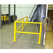 heavy duty independent railing system