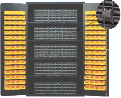 Heavy Duty Bin Cabinets Specialty