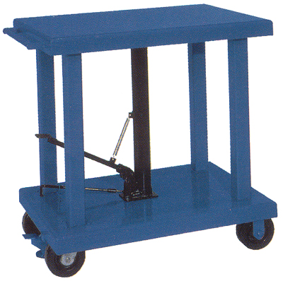 Attirant HYDRAULIC LIFT TABLES   MEDIUM AND HEAVY DUTY