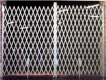 Door Gates, Double Folding Gates, Folding Gates, Steel Folding Gates