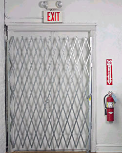 Openings Use A Pair Folding Gate. Heavy Duty Single Steel Folding Gates