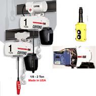 Electric Chain Hoists Chain Hoists Motor Driven Trolleys