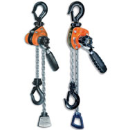 mini ratchet lever hoist