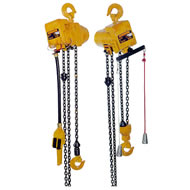 tcr series high performance air hoist