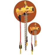 tcs cheetah high speed air hoist
