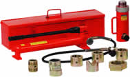 portable hydraulic power set