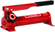 zhp series hydraulic hand pumps
