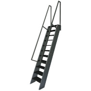 weled aluminum ships ladder