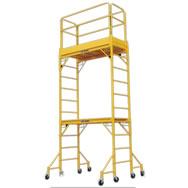 fortruss steel rolling tower