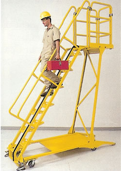 Great Mobile Lapeyre Stairs, Mobile Stairs