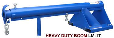 heavy duty boom