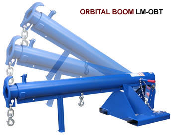 orbital boom