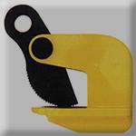 model thk horizontal thin sheet clamps