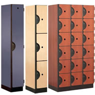 designer lockers