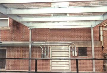 Mezzanine, Mezzanines, Modular Mezzanines, Wide Span Mezzanine