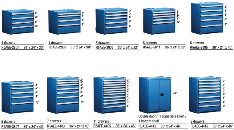 Modular Drawer Storage System