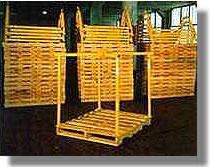Pallet stacking