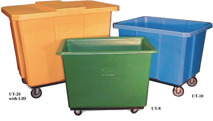 Bulk Trucks Polyethylene Carts Utility Truck Plastic