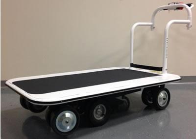 Motorized Platform Cart Motorized Ergo Handling Powered