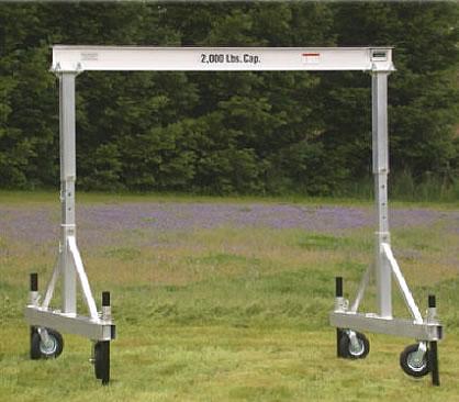 Beautiful All Terrain Gantry Crane