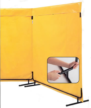 Grinding Screen Welding Screen Portable Safety Screens