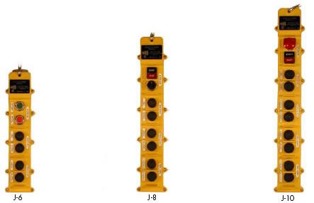 Push button station push button stations pendant push button stations j series pendant stations polypropylene enclosures aloadofball Choice Image