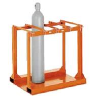cylinder pallet racks