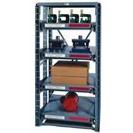 Roll-Out Shelf Racks