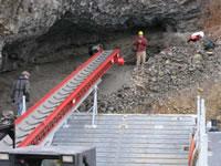 Belt Conveyors, Conveyor, Dirt Conveyor, Incline Conveyor