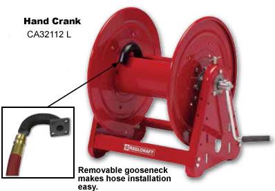 Hose Roller Guide Reelcraft HR1057 OD .630~.906