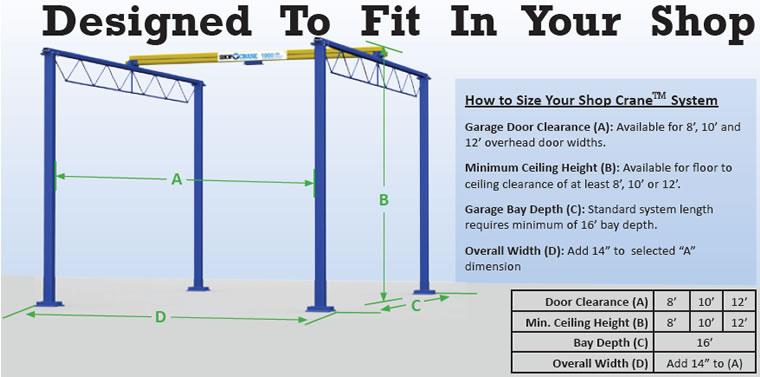 Free Standing Bridge Cranes Overhead Bridge Crane And Hoist
