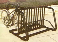 polysteel amenities bike racks