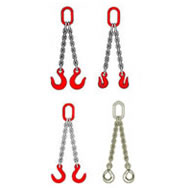 liftalloy double chain slings