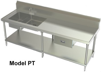 ... , NSF Sinks, Stainless Steel Sink, Utility Sinks, Specialty Tables