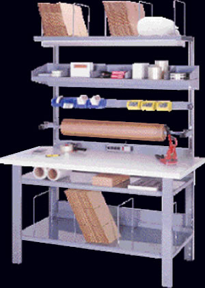 26 Gauge Wire >> Bench, Benches, Packing Stations, Steel Bench, Workbenches