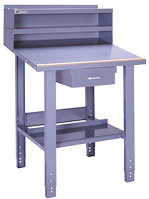 Stackbin Computer Cabinet, Shop Desk, Computer Cabinet