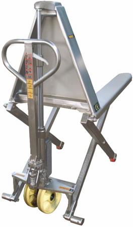 Stainless Steel Manual High Lifts Stainless Steel