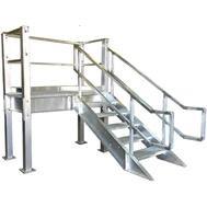prefabricated stair landings
