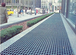 industrial plants as well as commercial buildings it has wide applications as walkways platforms safety barriers drainage covers and ventilation grates bar grate mezzanine floor
