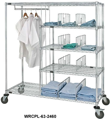 extra chrome buy duty rack from bed in garment beyond bath wide heavy racks