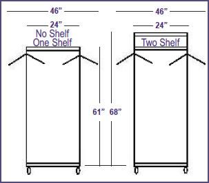 Stationary Coat Amp Hat Rack Systems Stationary Coat Racks