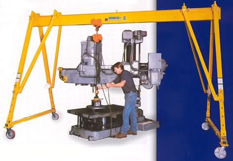Gantry Cranes Hoist Crane Tripod