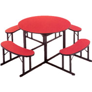 specialty cafeteria table series
